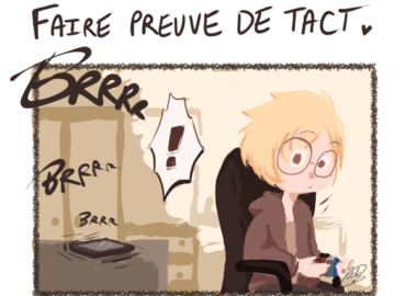 Tact BD Comic Webcomic Français Sebi Comis Sebi Comics