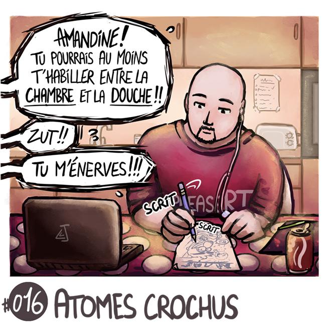 Trouve-toi un vrai travail Sebi Comis Sebi Comics Thomas Cyrix Comic Webcomic français Bande dessiné BD Dessin Amandine Sensibilité